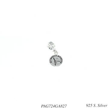 Pingente Pandora réplica prata 925 ginástica artística 2-0